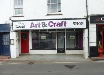 Thumbnail Retail premises to let in Lyme Street, Axminster