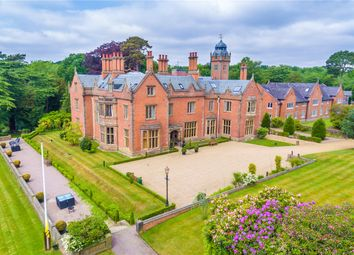 Thumbnail 3 bed flat for sale in Norcliffe Hall, Altrincham Road, Wilmslow, Cheshire