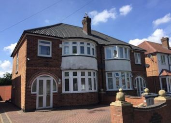 Thumbnail 3 bed semi-detached house for sale in Stonor Road, Hallgreen, Birmingham