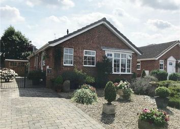 Thumbnail 3 bed detached bungalow to rent in Ox Calder Close, Dunnington, York