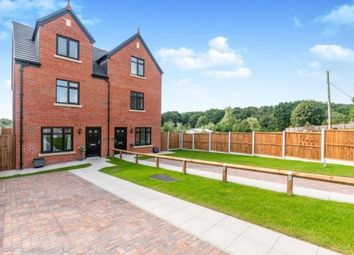Thumbnail 4 bed semi-detached house for sale in The Old Coach House, Chester Road