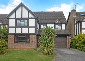 Thumbnail 4 bed detached house to rent in Reynolds Green, College Town, Sandhurst
