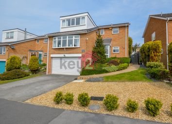 Thumbnail 4 bed detached house for sale in Ribblesdale Drive, Ridgeway, Sheffield