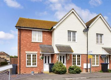 Thumbnail 2 bed terraced house for sale in Barnes Way, Herne Bay, Kent