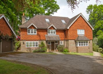 Thumbnail 6 bed detached house for sale in Farnham Lane, Haslemere, Surrey