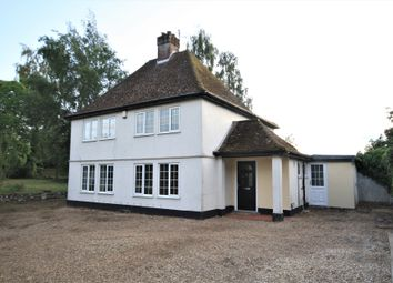 Thumbnail 3 bed property to rent in Norwich Road, Horstead, Norwich