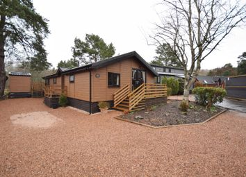 Thumbnail 3 bed lodge for sale in Highlands Lodge, The Moorings, Invertilt Road, Bridge Of Tilt, Pitlochry