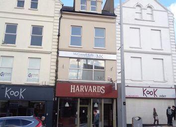 Thumbnail Retail premises for sale in Main Street, Bangor, County Down