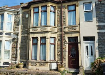 Thumbnail 4 bed terraced house for sale in Queens Road, St George