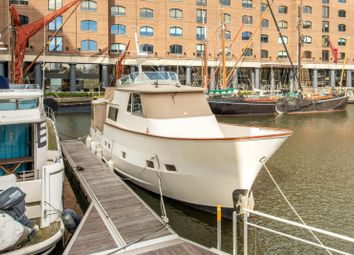2 bed houseboat for sale in St Katharine Docks, Wapping E1W