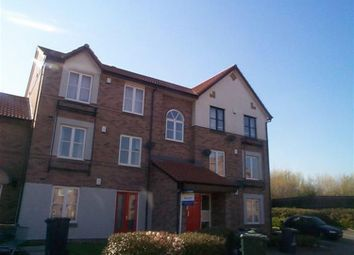 Thumbnail 2 bed flat for sale in Grange Close, Hunslet, Leeds