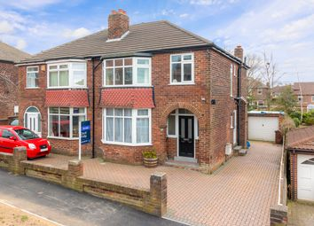 Thumbnail 4 bed semi-detached house for sale in Spennithorne Drive, Leeds