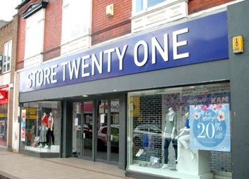 Thumbnail Retail premises to let in 114-118 High Street, Erdington, West Midlands