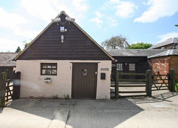 Thumbnail 1 bedroom cottage to rent in Waterperry, Oxford