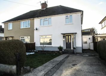 Thumbnail 3 bedroom semi-detached house for sale in Amethyst Road, Fairwater, Cardiff