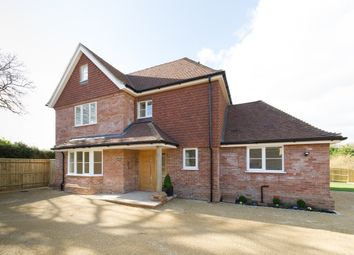 Thumbnail 4 bed detached house to rent in Downlands, Petersfield Road, Greatham, Liss, Hampshire