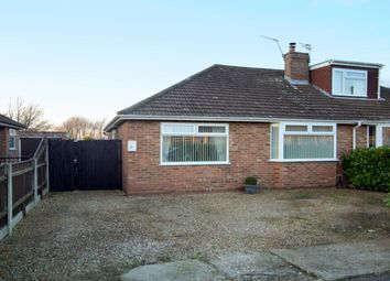Thumbnail 2 bedroom bungalow for sale in Tiercel Avenue, Sprowston, Norwich