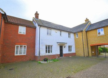 Thumbnail 3 bed terraced house for sale in Stocker Way, Eynesbury, St Neots, Cambridgeshire