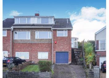 4 bed semi-detached house for sale in Southlands Drive, West Cross, Swansea SA3
