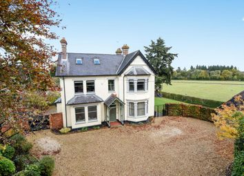 Thumbnail 6 bed detached house for sale in The Street, Mortimer
