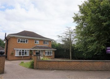 Thumbnail 3 bed detached house for sale in Churchthorpe, Fulstow