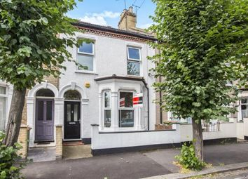 Thumbnail 4 bed terraced house for sale in Warwick Road, London
