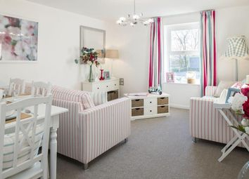 "Thumbnail 2 bedroom flat for sale in ""Falkirk"" at Dorman Avenue North, Aylesham, Canterbury"