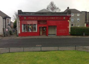 Thumbnail Retail premises for sale in Renfrew, Renfrewshire