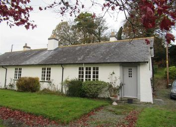 Thumbnail 2 bed semi-detached bungalow to rent in 2, Trelonydd, Llandinam, Powys