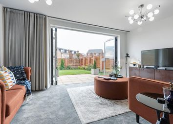 """Thumbnail 3 bed semi-detached house for sale in """"The Lorton"""" at Northgate Lodge, Skinner Lane, Pontefract"""