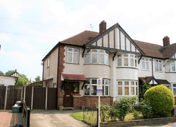 Thumbnail 3 bedroom end terrace house for sale in Bramcote Avenue, Mitcham