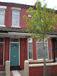 Thumbnail 3 bed terraced house to rent in Haydn Avenue, Manchester