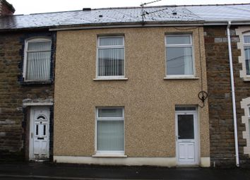 Thumbnail 3 bed terraced house to rent in Harold Street, Ammanford