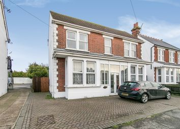 Thumbnail 3 bed maisonette for sale in Wellesley Road, Clacton-On-Sea