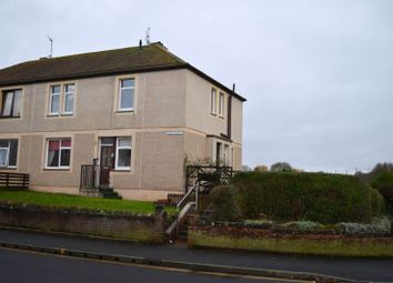 Thumbnail 2 bedroom flat for sale in Ord Drive, Tweedmouth, Berwick-Upon-Tweed