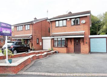 Thumbnail 3 bedroom detached house for sale in Brunel Grove, Perton, Wolverhampton