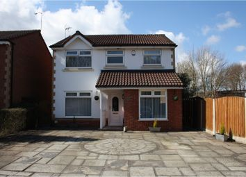 Thumbnail 4 bed detached house for sale in Seaton Park, Sandymoor, Runcorn