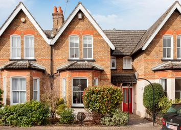 Thumbnail 2 bed terraced house for sale in Thurstan Road, Wimbledon Common, Wimbldon