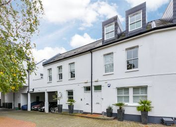Thumbnail 3 bed mews house for sale in Copper Mews, Chiswick, London