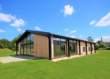 Thumbnail 5 bed barn conversion for sale in Crickham, Wedmore