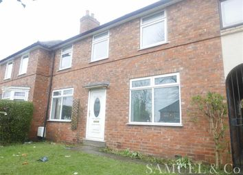 Thumbnail 3 bedroom town house to rent in Shaftesbury Street, West Bromwich