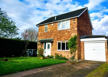 Thumbnail 3 bed detached house for sale in Bishops Wood, Nantwich