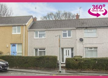 Thumbnail 3 bedroom terraced house for sale in Henllys Way, Cwmbran