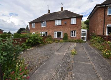 Thumbnail 3 bed semi-detached house for sale in Bridge Street, Ledbury, Herefordshire