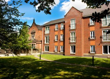 Thumbnail 2 bed flat to rent in Elizabeth House, Scholers Court, Penkhull, Stoke-On-Trent, Staffs