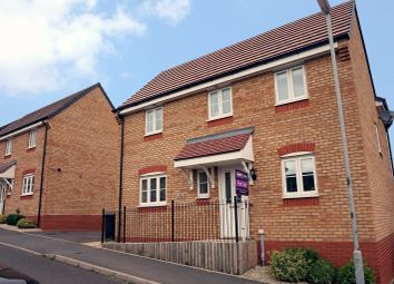 Thumbnail 4 bedroom detached house for sale in Canary Grove, Wolstanton, Newcastle