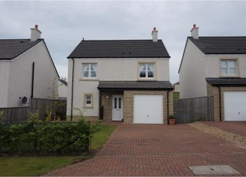 Thumbnail 4 bed detached house for sale in Loccard Park, Symington