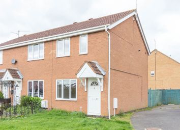 Thumbnail 2 bed end terrace house for sale in Diana Way, Burton Latimer, Kettering
