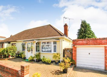 Thumbnail 2 bed semi-detached bungalow for sale in Merlin Gardens, Collier Row, Romford, Essex