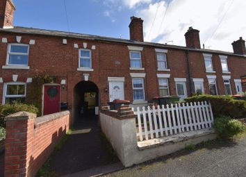 Thumbnail 2 bed terraced house for sale in 37 New Church Road, Wellington, Telford